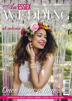 Issue 92 of An Essex Wedding magazine