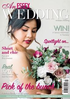 Issue 93 of An Essex Wedding magazine
