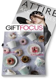 Issue 82 of Attire Accessories magazine