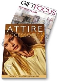 Issue 83 of Attire Accessories magazine