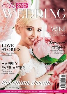 Issue 94 of An Essex Wedding magazine