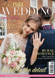 Issue 96 of An Essex Wedding magazine