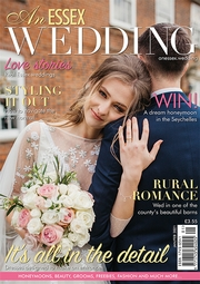 Subscribe to An Essex Wedding magazine