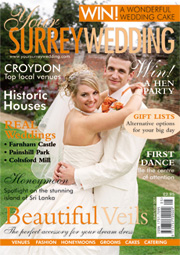Your Surrey Wedding - Issue 5