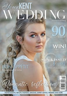 Issue 90 of Your Kent Wedding magazine