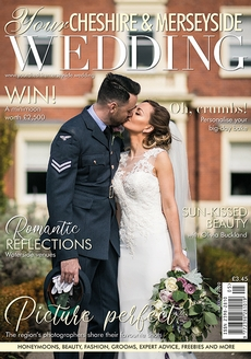 Issue 51 of Your Cheshire & Merseyside Wedding magazine
