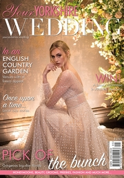 Subscribe to Your Yorkshire Wedding magazine