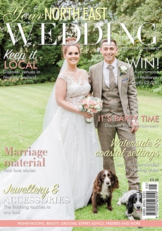 Issue 38 of Your North East Wedding magazine