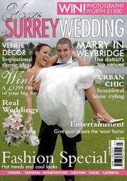 Your Surrey Wedding - Issue 6