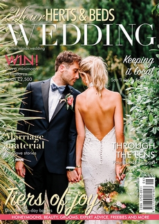 Issue 80 of Your Herts and Beds Wedding magazine