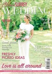 Subscribe to Your Surrey Wedding magazine