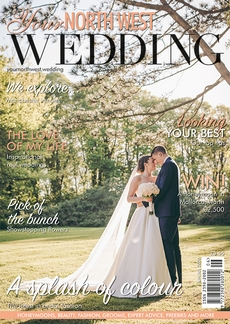 Issue 62 of Your North West Wedding magazine
