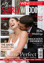 Your Surrey Wedding - Issue 7