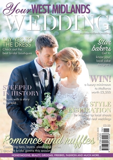 Issue 68 of Your West Midlands Wedding magazine