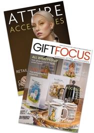 Issue 84 of Attire Accessories magazine
