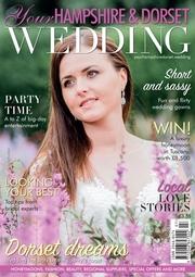 Subscribe to Your Hampshire & Dorset Wedding magazine