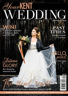 Issue 92 of Your Kent Wedding magazine