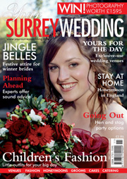 Your Surrey Wedding - Issue 8