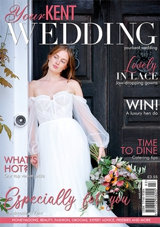 Issue 95 of Your Kent Wedding magazine