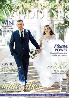 Issue 85 of Your Hampshire and Dorset Wedding magazine