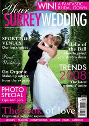 Your Surrey Wedding - Issue 9