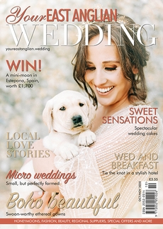 Issue 45 of Your East Anglian Wedding magazine