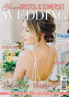 Issue 79 of Your Bristol and Somerset Wedding magazine