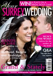Your Surrey Wedding - Issue 10