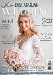 Subscribe to Your East Anglian Wedding magazine