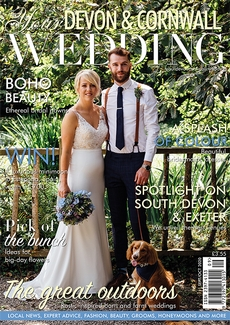 Issue 27 of Your Devon and Cornwall Wedding magazine