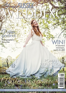 Issue 86 of Your Sussex Wedding magazine