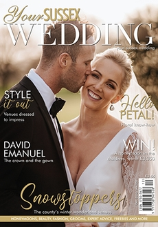 Issue 88 of Your Sussex Wedding magazine
