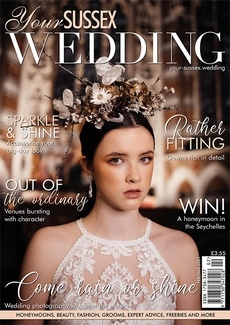 Issue 89 of Your Sussex Wedding magazine