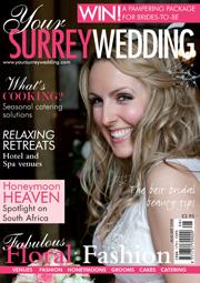 Your Surrey Wedding - Issue 12