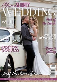 Issue 86 of Your Surrey Wedding magazine