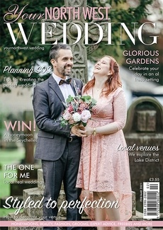 Issue 66 of Your North West Wedding magazine