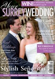 Your Surrey Wedding - Issue 13