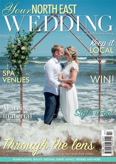 Issue 39 of Your North East Wedding magazine