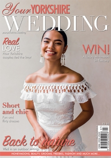 Issue 43 of Your Yorkshire Wedding magazine