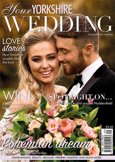 Issue 44 of Your Yorkshire Wedding magazine