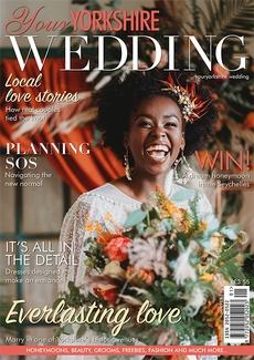 Issue 46 of Your Yorkshire Wedding magazine
