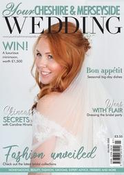 Subscribe to Your Cheshire & Merseyside Wedding magazine