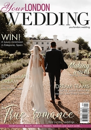 Subscribe to Your London Wedding magazine