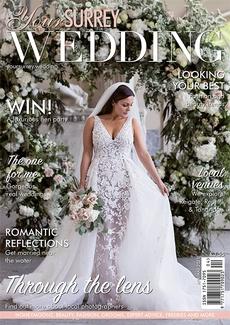 Issue 88 of Your Surrey Wedding magazine
