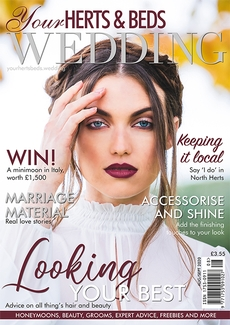 Issue 81 of Your Herts and Beds Wedding magazine