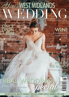 Issue 69 of Your West Midlands Wedding magazine