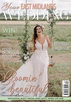 Issue 41 of Your East Midlands Wedding magazine