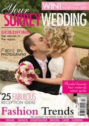 Your Surrey Wedding - Issue 15