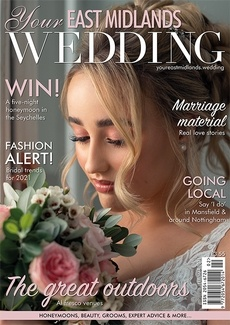Issue 42 of Your East Midlands Wedding magazine