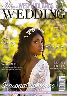 Issue 71 of Your West Midlands Wedding magazine